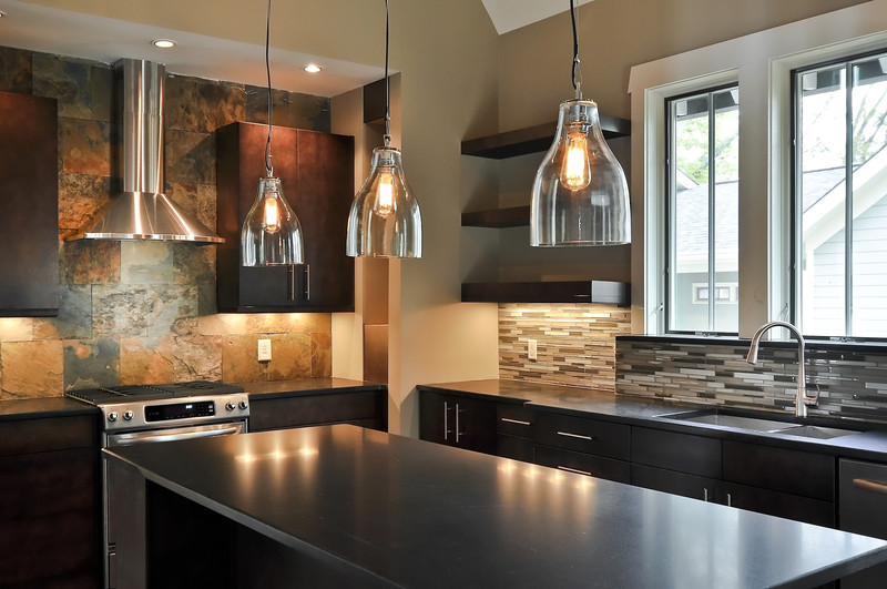 Elegant Kitchen Light Fixtures