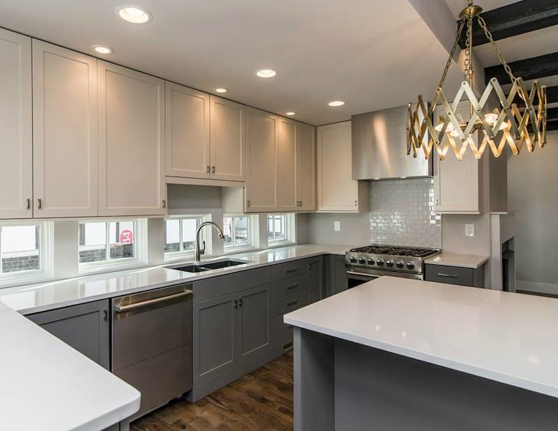 Bynum Design kitchen