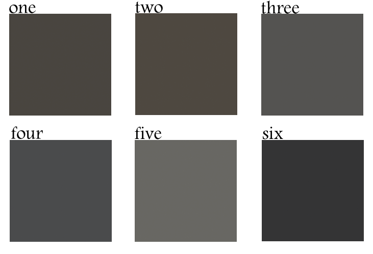 Best Charcoal Paint Colors Bynum Design Blog