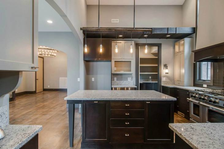 Bynum Design kitchen
