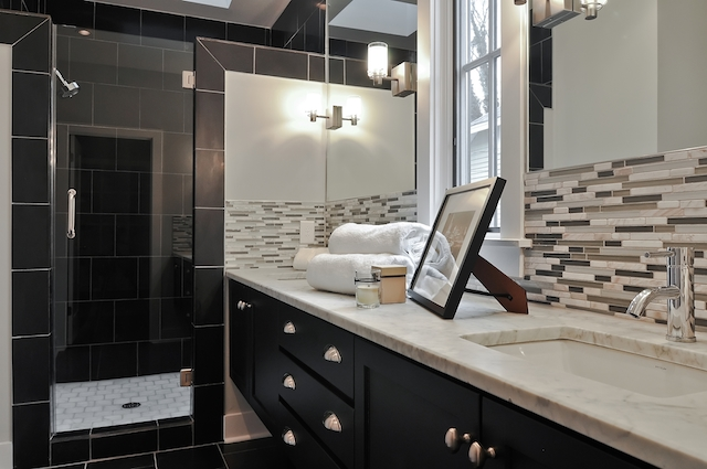 Bynum Design bathroom