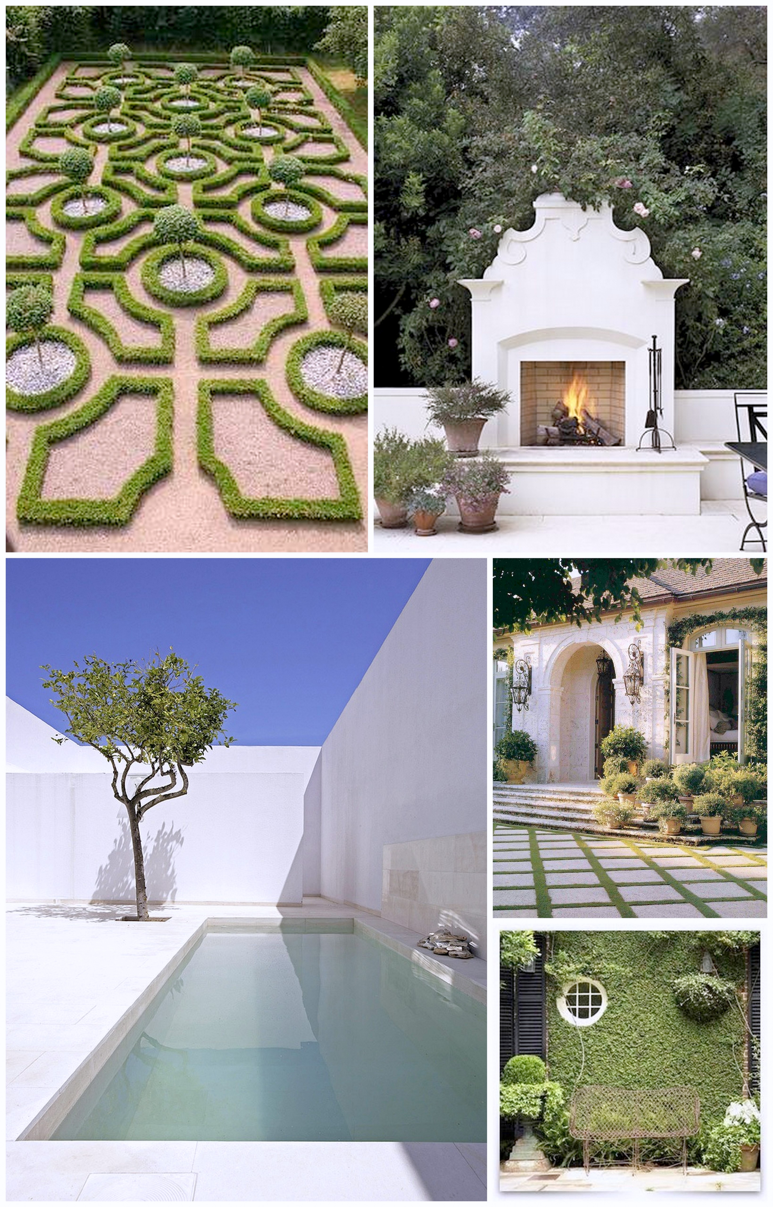 Ideas 4 You: Tuscan style backyard landscaping pictures ...