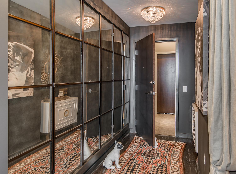 Foyer Unit Designs : Story of a home our twelve condo bynum design