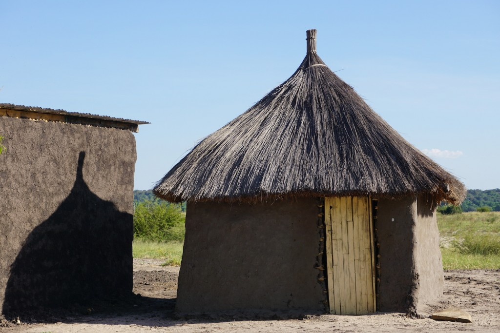 Mud hut South Africa 2